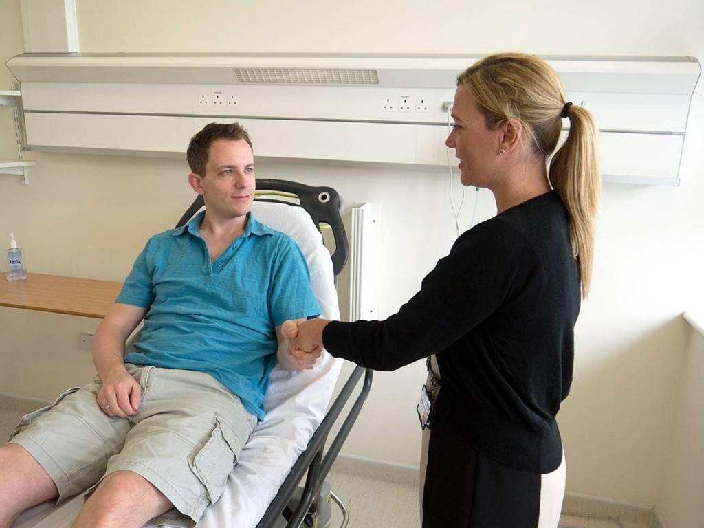 Часто больные потом благодарны за радикальный способ лечения