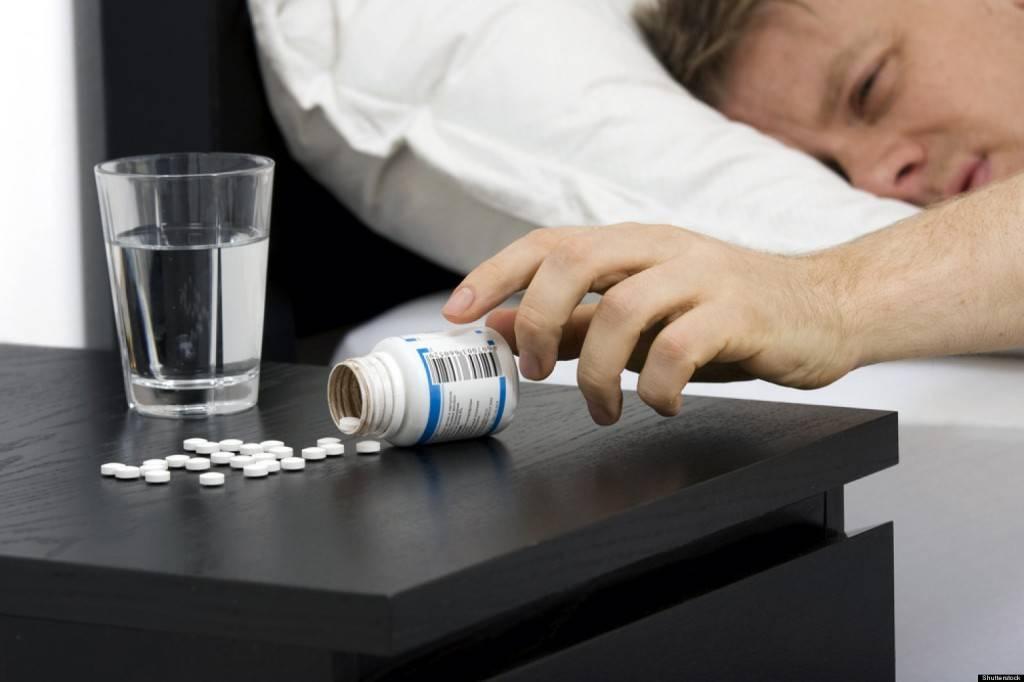 Реакция на алкоголь и таблетки