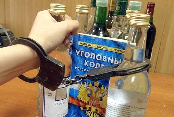 Преступление в нетрезвом виде