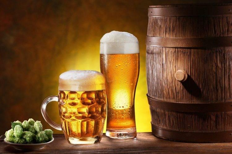 Настоящее пиво