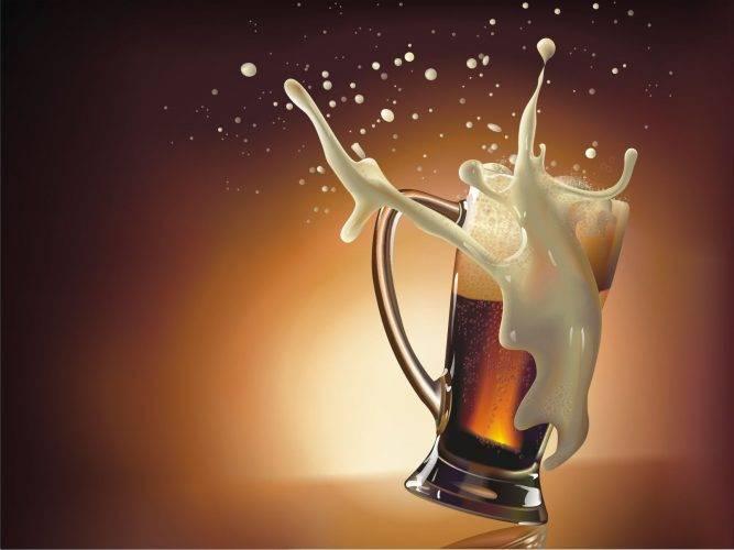 Содержание этанола в пиве